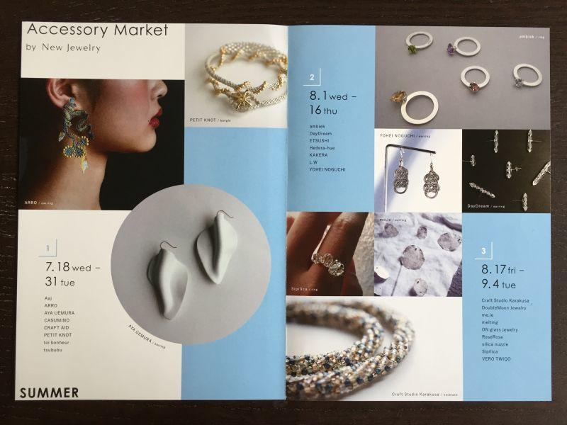 New Jewelry Accessory Market